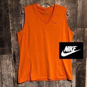 Nike Golf Womens Dri Fit V-neck Sleeveless XL